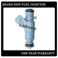 Wholesale high performance gasoline Injector nozzle For Opel Astra