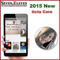 Wholesale 2015 New Octa core Cube Talk x U27gt C8 G Phone call tablet pc MTK8392 GB GB gps android inch IPS Cube Talk8x talk