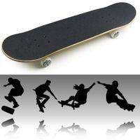 Wholesale Hot Sale Skateboard Popular Outdoor Sports Skate Board cm Deck Maple Skateboard Set for Man Woman Children order lt no track
