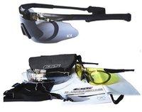 ballistic mask - 2015 Brand New Bullet Proof Ballistic Goggles Mask Military Tactical Assault Pack Lenses