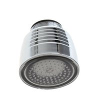 Wholesale 3 Color Sensor LED Linght Water Faucet Tap For kitchen Bathroom LED Glow shower Faucet