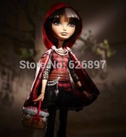 baby boy toy box - Genuine Original Brand Ever After High Cerise Hood Dolls for Girls Good Quality Christmas Birthday Gifts Baby Toys In Box