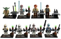 Wholesale 1440pcs star Wars Minifigure brick The Force Awakens Building Block Set Models Figure Toys gh
