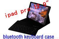 Precio de China inalámbrica inteligente-Caja sin hilos del teclado de Bluetooth para el favorable 12.9 de la pulgada