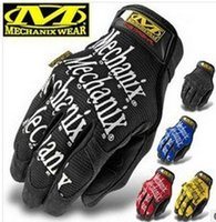 army work gloves - MECHANIX Tactical Gloves Army Military Outdoor Men s full finger Motorcycle movement Bike Work Leather Gym Mittens