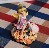 bakemonogatari box - 20cm Good Smile Bakemonogatari Oshino Shinobu PVC Action Figure Toy With Original Box