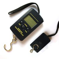 Cheap Multifunctional Electronic Portable Weighing Hanging Scale Fishing Backlight