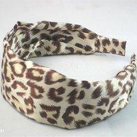 Cheap Headbands Leopard print hair access Best Purple Mexican Leopard print hair