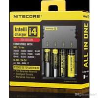aa times - 2015 Top Fashion Time limited No Nitecore I4 for Intelligent Universal Charger for Aa Aaa Battery