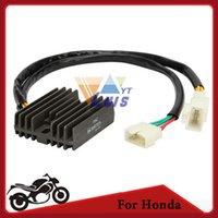 Wholesale For Honda Bike Motorcycle Voltage Rectifier Regulator Black Rectifier CBR600 F4i order lt no track