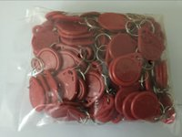 Wholesale 1000pcs For ID Reader Use Khz RFID Proximity ID Card Keyfobs Access Control