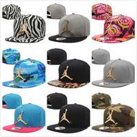 jordan hats - Snapback Hats Hip Hop Fashion Snapbacks Adjustable Caps Air Jordan Mix Order Street Wear Air Jordan Sports Caps Drop