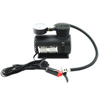 Wholesale Hot Sale Portable Mini Electric Air Compressor for car Tire Inflator Pump Volt PSI
