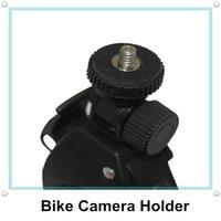 Wholesale Adjustable Bike Bicycle Handlebar Mount Clamp Bracket Holder Tripod for Gopro Hero Camera DV