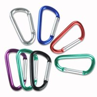 aluminum hook suppliers - Aluminum Carabiner Snap Hook Link Keyring Traveling Camping Hiking Suppliers EN1878