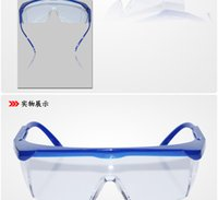 Wholesale Wind and dust goggles impact safety glasses riding tourism construction labor protective glasses Chemical Experiment