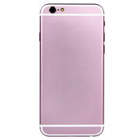 Wholesale Pink Metal Goophone i6s Quad Core MTK6582 GHz GB GB GB GB GB Android inch HD Single Nano Sim Card Smart Phone