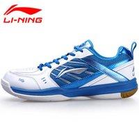 badminton floor - New Lining Men Breathable Superlight Anti slippery Badminton Sneaker Floor Rubber Badminton Shoes With Socks For Gift