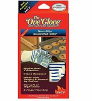 ove glove - Oven Mitts the Ove Glove Surface Handler Microwave Oven Glove With Non Slip Silicone Grip heat resistant gloves DHL Free