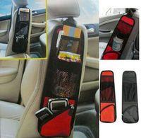 Wholesale Hot selling Waterproof fabric Car Auto Vehicle Seat Side Back Storage Pocket Backseat Hanging Storage Bags Organizer