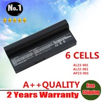 eee pc 1000h - Replacement battery for Eee PC HD H HD Series Eeepc AL24 AL23 cells