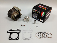 air scooter for sale - NASAKI Supply Quality Scooter GY6 Cylinder Kit Cylinder Piston Piston Ring Pin Gaskit Valve Seal Kit for sale