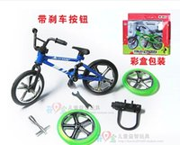 finger bmx bike - finger bikes Alloy finger extreme sports bike BMX bike model toy finger bikes DIY toys