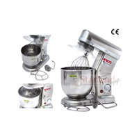 Wholesale Cream Mixer of L for commercial use Electric food mixer machine with stand and bowl for Cream Dough stainless body knead