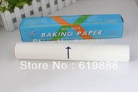 Wholesale 30 cm Silicone Kitchen Oil Paper Non stick BBQ Baking Food Packing Baking Oil Paper