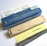 accent packaging - Tombo harmonica accent tong bao octave qin package books dvd