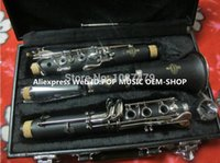 Wholesale High Quality Newest key Buffet Crampon R13 clarinet with case