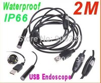 Wholesale USB Endoscope IP66 Waterproof Inspection Camera Borescope M