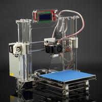 3d printer - Prusa I3 kit ABS PLA rapid prototype d printer reprap machine with high quality G card