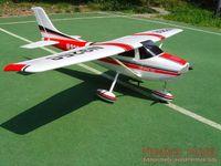 arf model planes - Cessna Classic Super trainer CH G EPO Wing Span m Big Cessna Electric Rc Plane model ARF Version