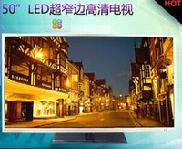 Wholesale 2015 New Cheap Inch High Definition Flat Panel LED TV LCD Televisions P USB Interface wifi Home TV Hotel TV