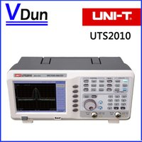 Wholesale UNI T UTS2010 TFT k GHz Spectrum Analyzer Frequency Analyser
