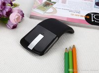 Wholesale Arc Touch Wireless Folding Mouse G wireless mouse and Mice for PC Desktops Laptop
