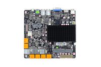 Wholesale HCIPC M42S HCM19NVR3 Onboard BayTrail M J1900 dual core Soc processors SATA Ports Giga lan com VGA HDMI ATX