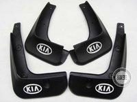 Wholesale KIA Rio K2 dr Soft plastic Mud Flaps Splash Guard