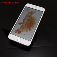 Wholesale New Best Clone Gopphone i6s MTK6582 Quad Core GB RAM GB ROM I6S Plus HD MP G WCDMA quot Smartphone