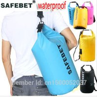 beach kayak - Colors L Outdoor Waterproof Dry Bag for Canoe Kayak Rafting Camping Swim beach Sea wade drifting