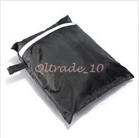 Wholesale 500pcs CCA3057 High Quality Brand Black Polyethylene Waterproof UV Protect Barbecue Cover Barbecue Grill Protector BBQ Cover