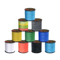 Wholesale 2015 New Pesca M Seatoper Brand Super Strong Power Japan Multifilament PE Braided Fishing Line Strands Fishing Tackle