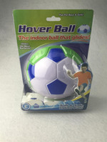 Wholesale Magic Hover Ball Mini Indoor Semicircle Soccer Football Toys For Kids Safe Half Balls
