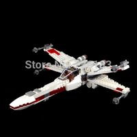 Wholesale Star Wars VII X Wing Fighter Building Block Sets Models Bricks Educational DIY Construction Bricks toys Legoe Compatible
