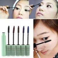 best waterproof curling mascara - Colorful Fiber Eye Lashes Waterproof Mascara Eyelash Extensions Long Curl Makeup Best