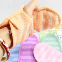 Wholesale Hot Selling Wash Towel for Adult Soft Comfortable Bath Gloves ZHY051
