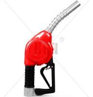 Wholesale 8pcs per USN F11P Petrol Station Nozzle NPT Thread quot Spout Size mm Fuel Dispenser Parts Easy Handling Refueling Gun