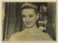 actress wall papers - Audrey Hepburn The greatest philanthropist Roman Holiday starring actress Vintage Style Retro Paper Poster cm