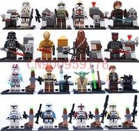 star wars - star war minifigures building block figures
